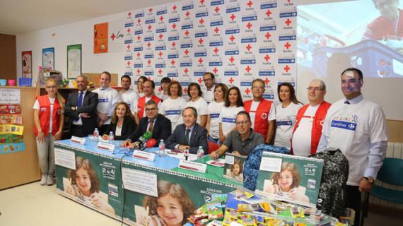 Ponen en marcha la VIII edición de la campaña Vuelta al Cole Solidaria en Huelva