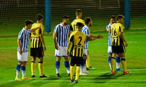 El San Roque fue capaz de empatar un partido que tenía perdido. / Foto: @SanRoqueLepe.