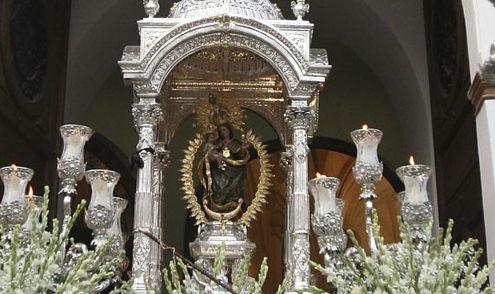 La Novena de la Virgen de la Cinta comienza este sábado 26 en la Catedral de La Merced