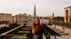 Cristina Prieto vive en el extranjero desde hace dos años y medio.