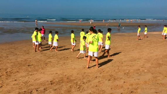 El 'Goalkeeper Summer Camp Dani Cadena 2016, Punta Umbría' da paso a una nueva cita en Valverde en el mes de septiembre