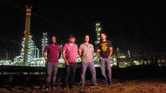 La banda onubense Delbosque gana el primer premio del Festival Zafarraya Sound