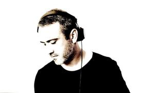 Imagen del DJ onubense Vicente García.