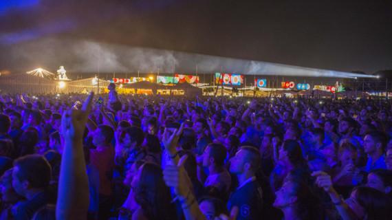 Más de 225.000 personas pasaron por el recinto de las Fiestas Colombinas 2016