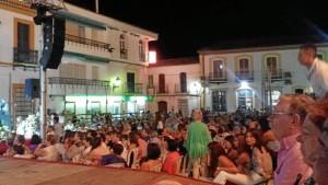 Centenares de personas asistieron al acto de exaltación de la mujer beasina.