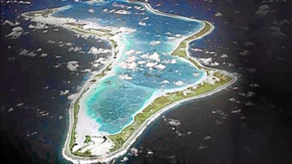 La desconocida isla del océano Índico llamada como el marino moguereño Diego García