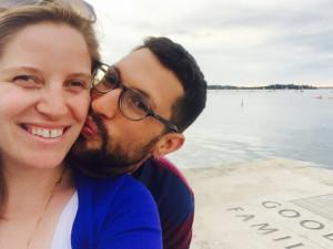 Roberto y su mujer decidieron apostar por su futuro en EE.UU.