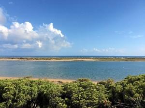 Bonitas vistas de El Rompido.