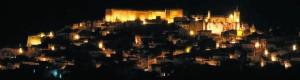 La Noche de las Velas es mágica en Aroche.