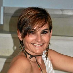 Otra imagen de Susana Sauci.