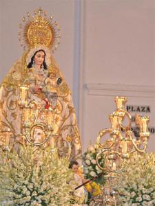 Nuestra Señora de la Esperanza, patrona de La Redondela.