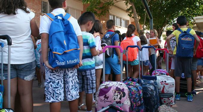 Un total de 114.804 alumnos estudiarán este año en 489 centros educativos en Huelva
