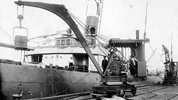 Huelva conectada por mar con el mundo a partir de importantes líneas regulares de navegación en los albores del siglo XX