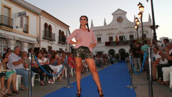Éxito de afluencia en la primera edición de la 'Fashion Weekend' de Cartaya