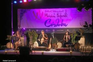 La artista ha actuado en destacados festivales de todo el país.