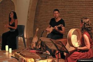 Revitalizan y ponen en valor la música medieval.