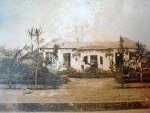 Imagen de la casa de Sara en la isla.
