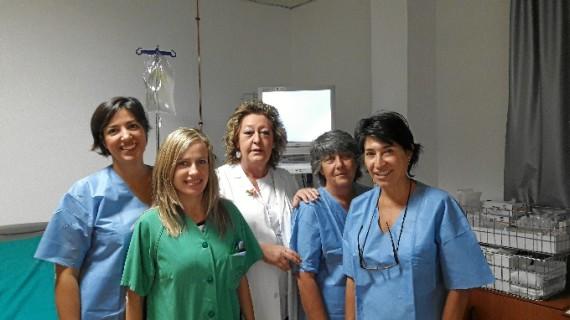Una prestigiosa revista internacional se hace eco de un artículo de Ginecología del Complejo Hospitalario de Huelva