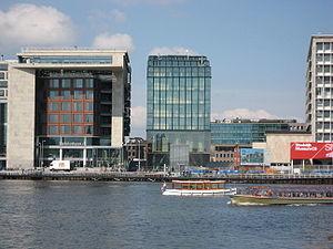 Está estudiando en el Conservatorio de Ámsterdam.