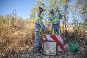 MATSA está a la vanguardia minera, también cuando se habla del tratamiento de aguas.