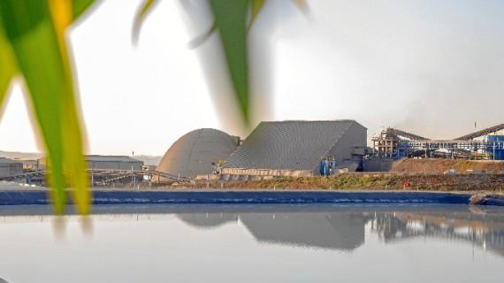 El uso y el tratamiento de aguas, una prioridad medioambiental para MATSA