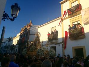 Las fiestas patronales comenzaron el 8 de septiembre.
