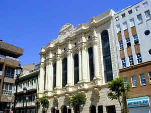 Consiguió llenar el Gran Teatro de Huelva.