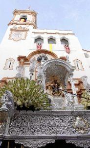 Virgen de la Cinta, patrona de Huelva.