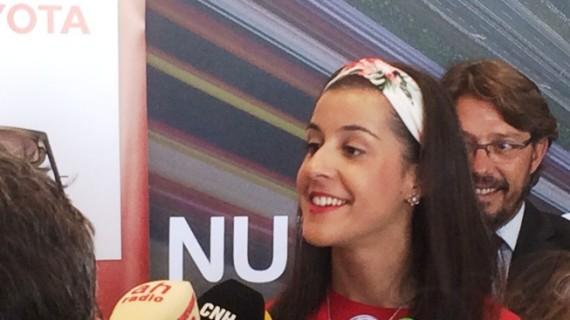 La sonrisa de Carolina y Huelva