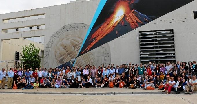 Medio millar de expertos han participado en el Congreso de Geología de la UHU
