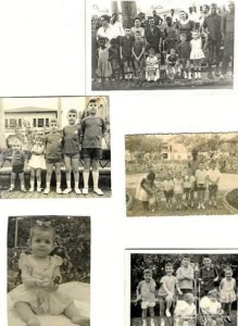 Algunas fotografías de la familia en Guinea.