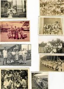 Otras imágenes del álbum familiar de Sara.