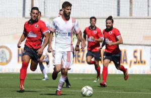 Cartaya y La Palma son los equipos de Huelva que, en esta jornada, juegan al amparo de sus aficionados. / Foto: Antonio Alcaide.