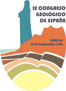 Logotipo del Congreso Geológico de España.