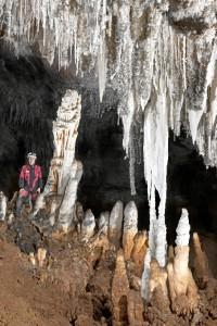 Cueva del Soplao en Cantabria. / Foto: Paco Hoyos.