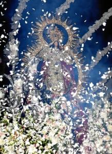 Virgen de Montemayor, patrona de Moguer.