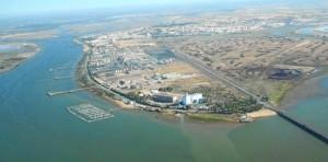 Investigadores de la Universidad de Huelva han realizado un Mapa Geológico de la zona del entorno de Huelva capital, así como del Andévalo y el Condado onubense. / Foto de la Ría de Huelva: marinos.es