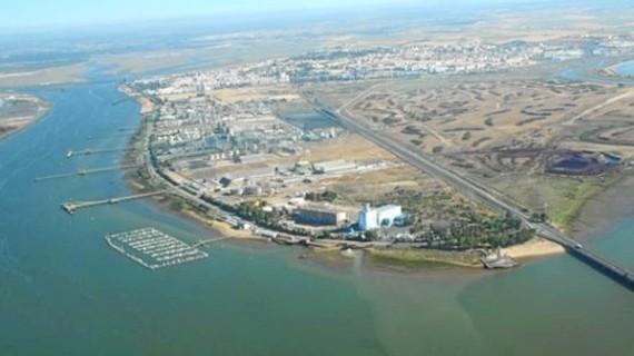 Un estudio geológico confirma la existencia de fallas activas en la Ría de Huelva, un espacio natural en continúa evolución