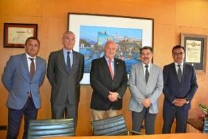 Las Autoridades Portuarias de Huelva y Santa Cruz de Tenerife han dado el primer paso para materializar en próximas fechas una estrategia conjunta.