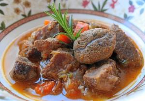 La cocina de Huelva está muy presente. / Foto: Cocinando con las chachas.