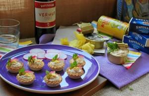 Sus recetas son de lo más variadas. / Foto: Cocinando con las chachas.