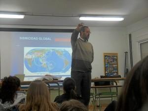 El profesor Francisco M. Alonso Chaves explica las conclusiones de este proyecto de investigación.