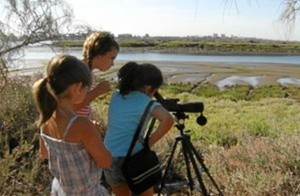 Los menores exploradores conocerán este entorno natural onubense mientras se divierten. / Foto de archivo.