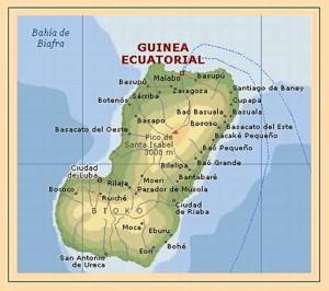 Sara vivió hasta los 38 años en Santa Isabel de Fernando Poo (hoy, la ciudad de Malabo). / Foto: foro.todoavante.es