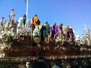 La Sagrada Cena también ha participado en la Magna.
