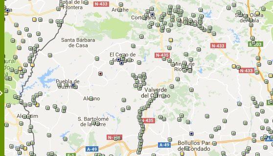 La provincia de Huelva da un paso de gigante en el campo del Geocaching