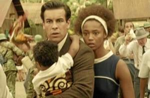 Los protagonistas de la película, en una de las escenas clave de la historia. / Foto: http://www.amaudiovisual.es/