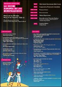 Programa de esta edición de 2016.