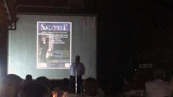 El Centro 'Harina de Otro Costal' acoge el estreno del cortometraje 'Salobre'