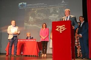 El Colegio de Arquitectos de Huelva premia al Consistorio de Cartaya por su modelo urbanístico.